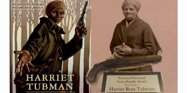 The Pistol-Packin' Railroad Conductor: Harriet
