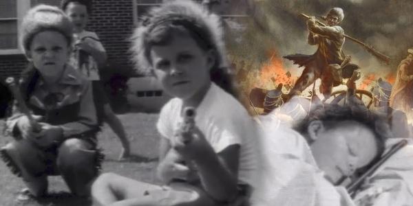 Davy Crockett and the Alamo