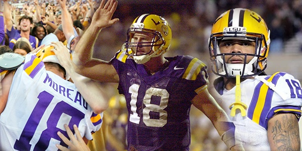 No. 18: LSU's Men of Character
