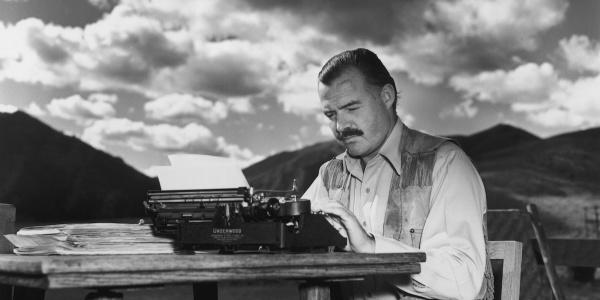 Ernest Hemingway's