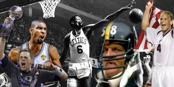 What Makes the World's Greatest Sports Teams?