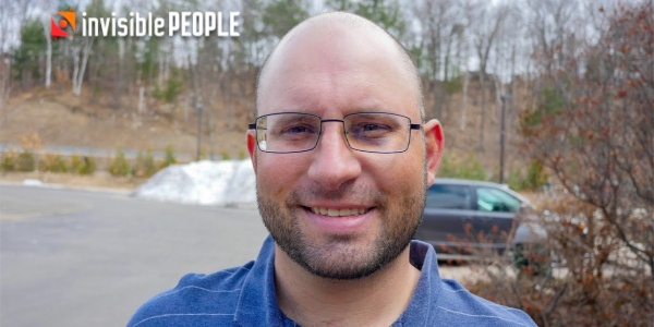 Invisible People: Eric (Homeless and Working Full-Time)