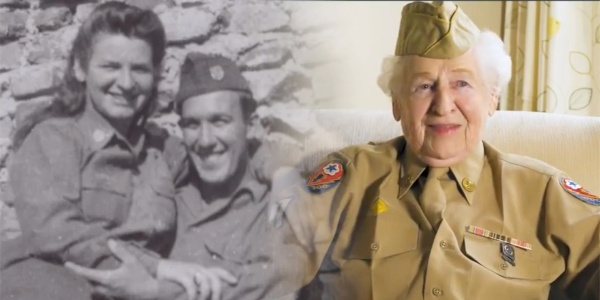 Ilene Hall Joined the Army to Find Her Husband in the Middle of WWII