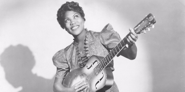 The Godmother Of Rock N' Roll: Sister Rosetta Tharpe