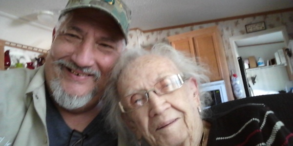 He Drove INTO Hurricane Irma To Get His 99-Year-Old Aunt Mary!