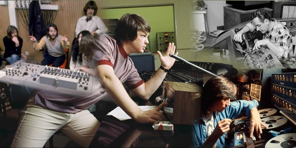 The Multitrack Revolution: From Les Paul to the Beach Boys, the Beatles, and Boston