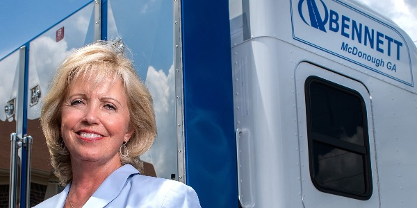 How a 19-Year-Old Single Mother Built the Largest Female-Owned Trucking Company