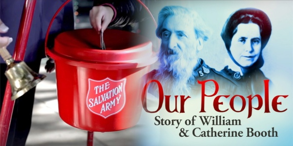 Salvation Army: The Story of William and Catherine Booth