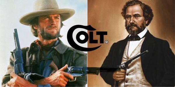 Samuel Colt: The Birth Of The Revolver