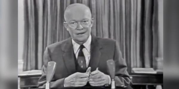 President Eisenhower's Final Public Speech