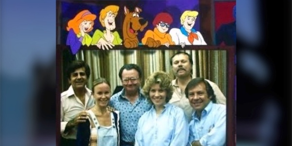 The Scooby-Doo Story!