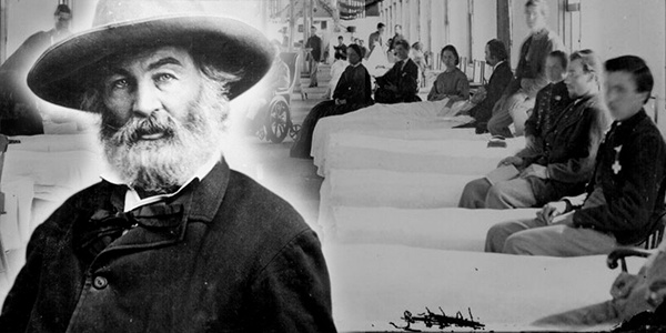 Walt Whitman Served the Union... And the Confederate!