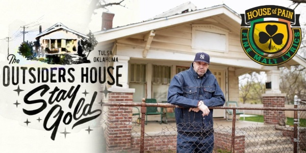 The Outsiders: House of Pain Rapper Restores House from Coppola's Movie