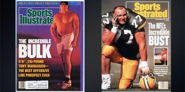 Tony Mandarich Was NFL's Biggest Bust, Then He Rebuilt His Life