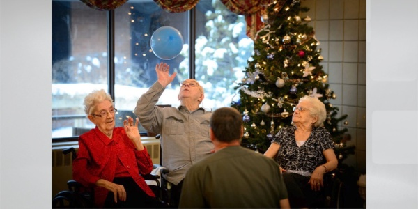 Nursing Home Grants A Christmas Wish