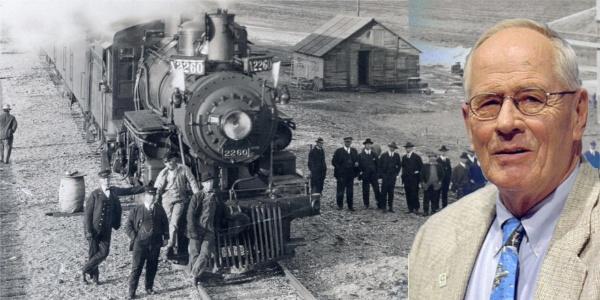 Stephen Ambrose: The Transcontinental Railroad