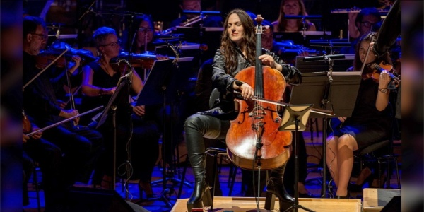 The Cello Rock Star Who Doesn't Follow The Rules