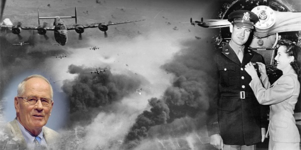 Ambrose: The Unlikely WWII B-24 Combat Pilot-Hero, George McGovern