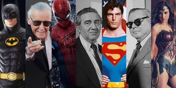 How Schmucks Birthed A Superhero...That Mutated Into American Mythology