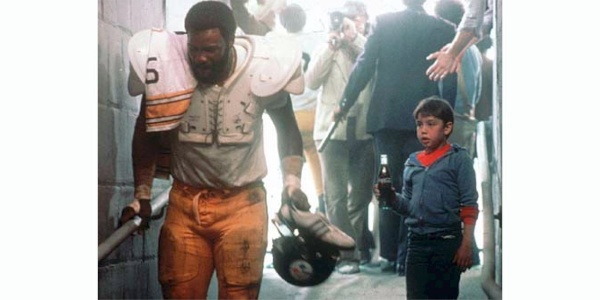 """Hey Kid, Catch!"": How Coca~Cola and ""Mean"" Joe Greene Launched a Legend"