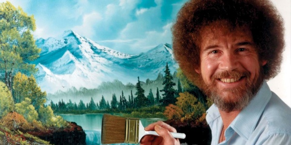 Why We Love Bob Ross