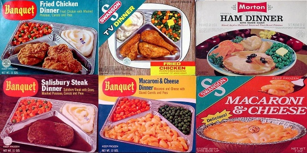 How TV Dinners Liberated Women
