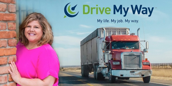 The Woman Who's Revolutionizing the Trucking Industry
