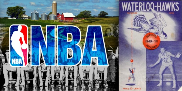 Iowa's Long-Lost NBA Team Who Beat the Celtics