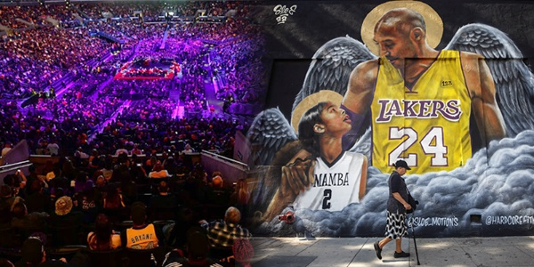 The Heart of Kobe Bryant's Memorial Service