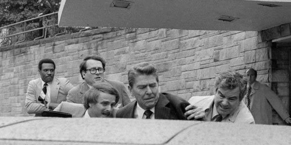 Rawhide Down: The Day President Ronald Reagan Was Shot, and Lived to tell the Tale