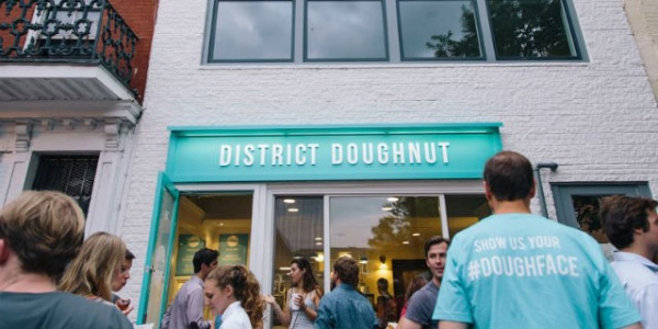 Due to COVID-19, The Gov't Has Forced Him To Close 2 of His 5 Doughnut Shops