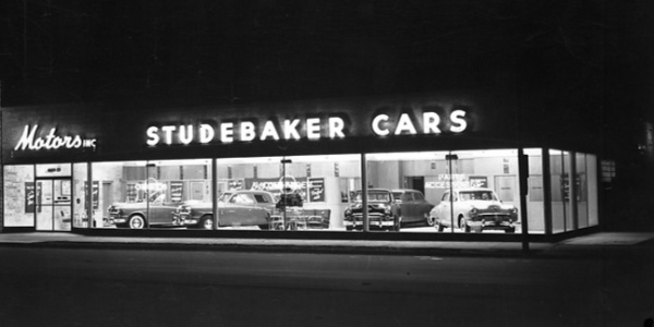 Always Give More than You Promise: The History of the Studebaker Corporation