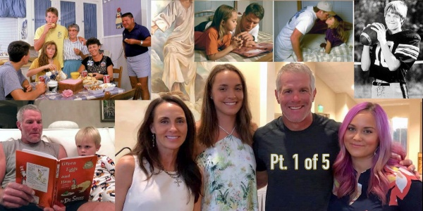 Brett Favre: Up Close and Personal (Pt. 1 of 5)