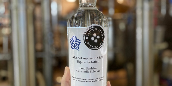 Whiskey Distillery Goes from Serving Drinks to Serving Community