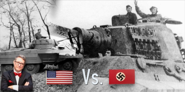 History Guy: The WWII Tank Duel at St. Vith