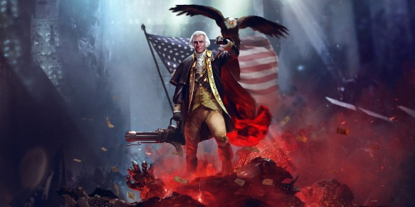 You Don't Know George Washington Until You've Heard His Story! (Prez Day)