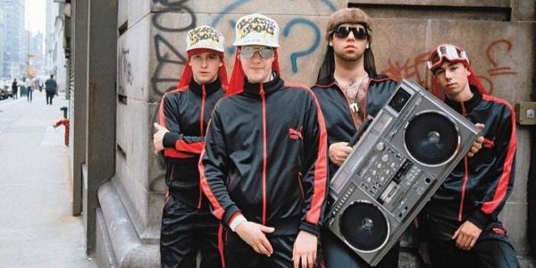 3 White Jews...Greatest Rap Group, Ever!