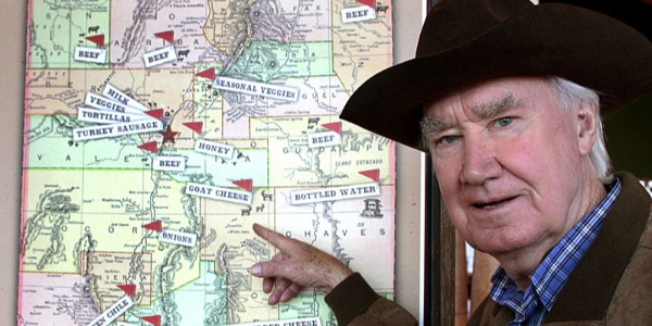 The Hidden Treasure of Forrest Fenn