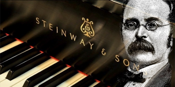 The Henry Steinway Story (d. 1871)