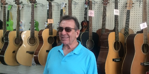 Blind Music Store Owner Sees the Power of Prayer