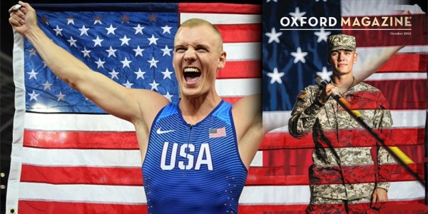 Sam Kendricks: Small Town Boy Becomes Olympic Medalist