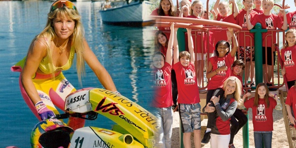 From Pro Jet Skier to Baywatch... to Alabama Obesity Champion