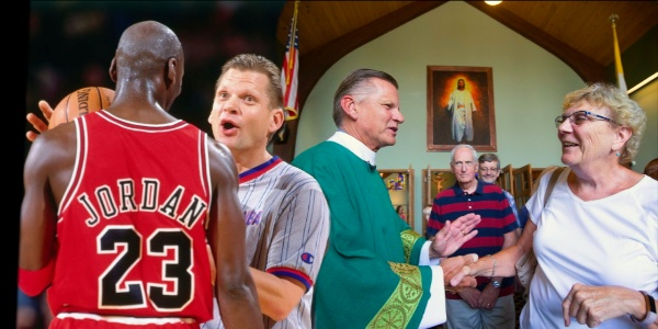He Was the NBA's Best Ref. Then He Went to a Catholic Seminary