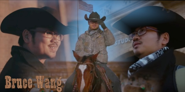 Bruce Wang, All-American: The Chinese Cowboy With A Southern Accent