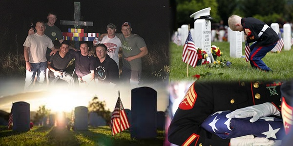 Cpl. Stephen Harris: The Marine Who Doesn't Believe in Memorial Day
