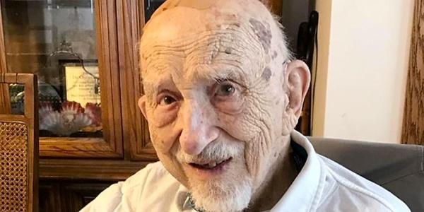 Charles Kemper: Chippewa Falls' 100-Year-Old Doctor