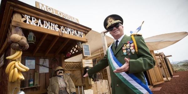 Welcome to the Republic of Molossia!