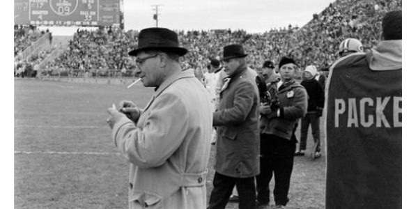 Vince Lombardi's Short and Sweet Story (b. 1913)
