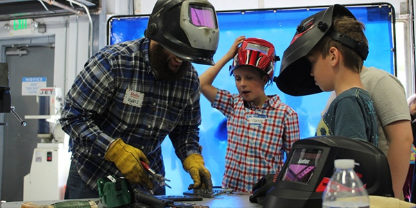 Welding as Therapy