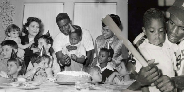 Jackie Robinson: His Life, Perseverance, and Faith (d. 1972)